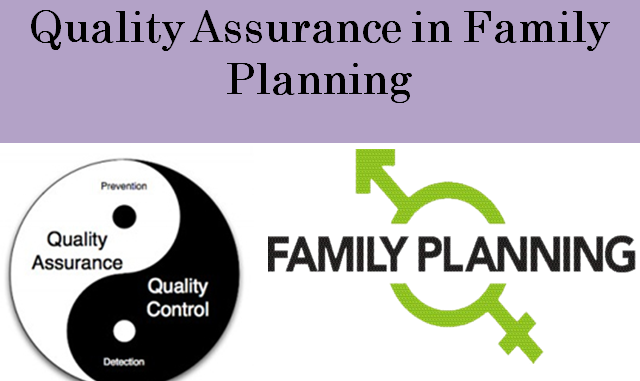 first of all we need to understand what family planning is
