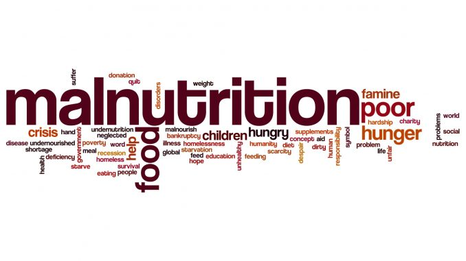 malnutrition its causes and types of malnutrition public health notes