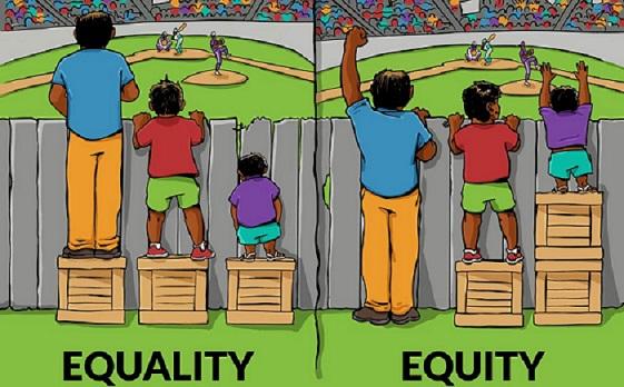 equity in sport australia
