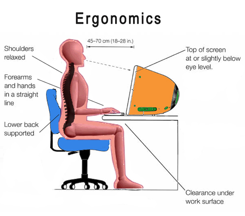 Ergonomics And Its 10 Principles Public Health Notes