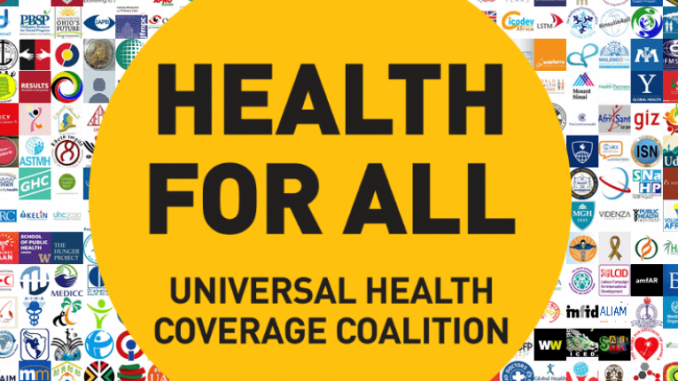Universal Health Coverage (UHC): Dimensions, Guiding ...